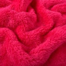 Cerise Pink Cuddle Fleece 150cm Wide